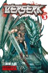 Book cover for Berserk Volume 3