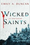 Book cover for Wicked Saints