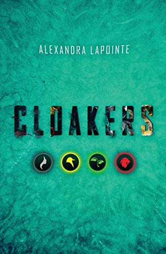 Book cover for Cloakers