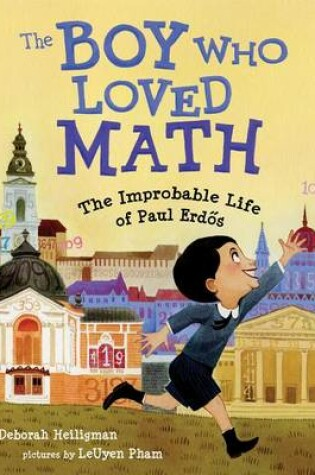 Cover of The Boy Who Loved Math