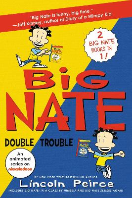 Cover of Big Nate Double Trouble