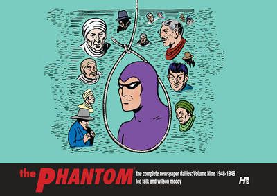 Cover of The Phantom: The Complete Newspaper Dailies Volume 9