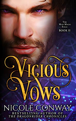 Cover of Vicious Vows