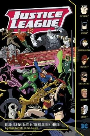 Cover of Injustice Gang and the Deadly Nightshade