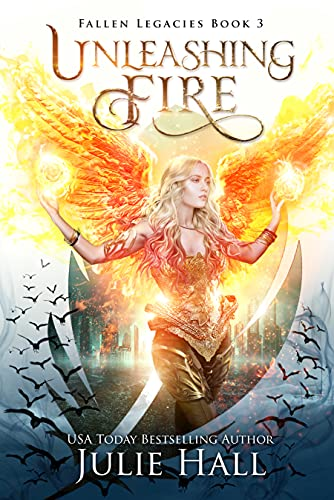 Cover of Unleashing Fire