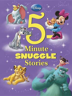 Cover of Disney 5-Minute Snuggle Stories