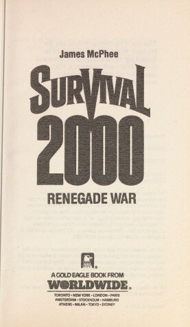 Cover of Survival 2000-2