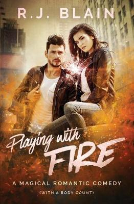 Cover of Playing with Fire