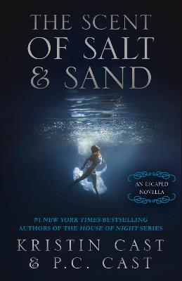 Book cover for The Scent of Salt & Sand