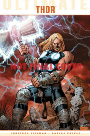 Cover of Ultimate Comics: Thor