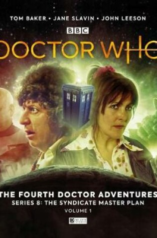 Cover of The Fourth Doctor Adventures Series 8 Volume 1