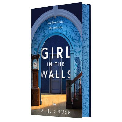Cover of Girl in the Walls