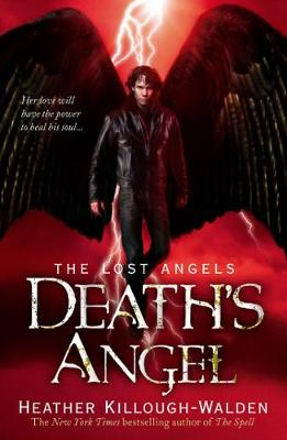 Cover of Death's Angel: Lost Angels Book 3
