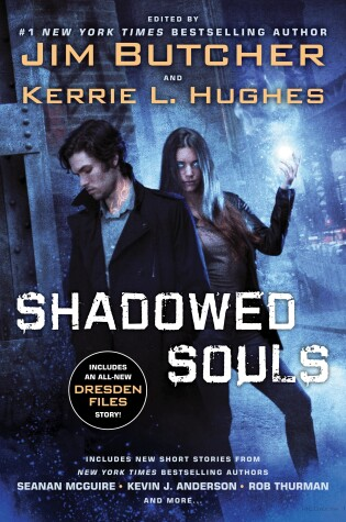 Cover of Shadowed Souls