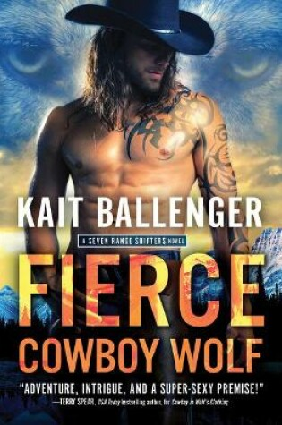 Cover of Fierce Cowboy Wolf
