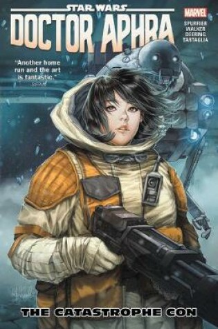 Cover of Star Wars: Doctor Aphra Vol. 4 - The Catastrophe Con