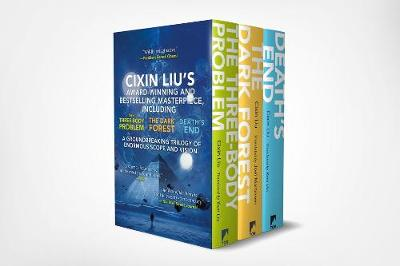 Cover of Three-Body Problem Boxed Set