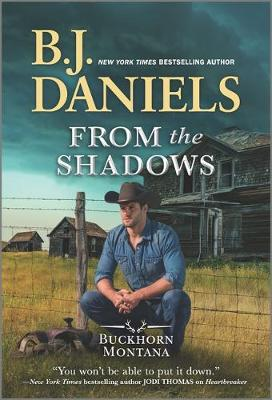 Book cover for From the Shadows
