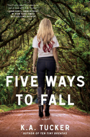Cover of Five Ways to Fall
