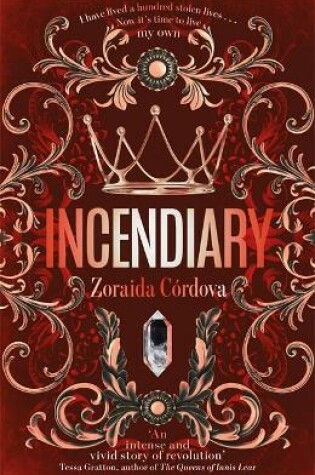 Cover of Incendiary