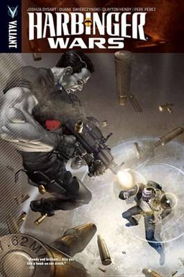 Cover of Harbinger Wars (Mini-Series)