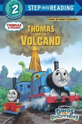 Cover of Thomas and the Volcano (Thomas & Friends)