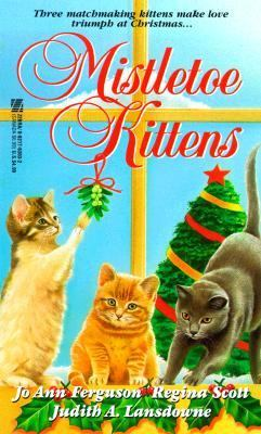 Cover of Mistletoe Kittens