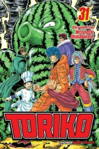 Cover of Toriko, Vol. 31