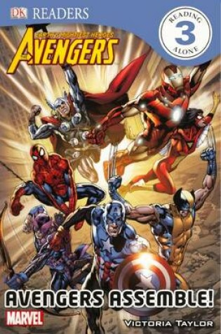 Cover of Avengers Assemble!