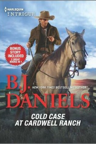 Cover of Cold Case at Cardwell Ranch & Boots and Bullets
