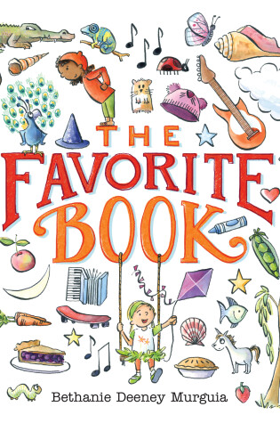 Cover of The Favorite Book
