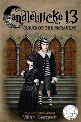 Cover of CANDLEWICKE 13 Curse of the McRavens