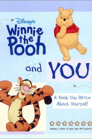 Cover of Disney's Winnie the Pooh and You