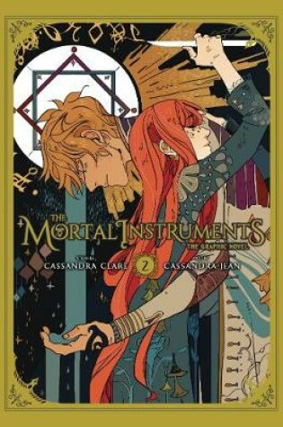 Cover of The Mortal Instruments Graphic Novel, Vol. 2