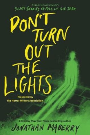 Cover of Don't Turn Out the Lights