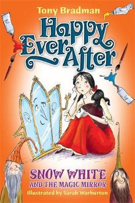 Cover of Snow White and the Magic Mirror