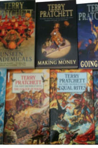 Cover of Discworld Collection