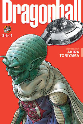 Cover of Dragon Ball (3-in-1 Edition), Vol. 4