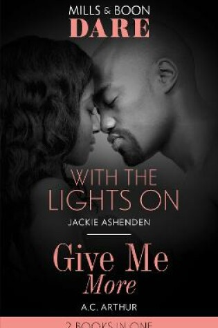 Cover of With The Lights On / Give Me More