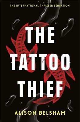 Cover of The Tattoo Thief
