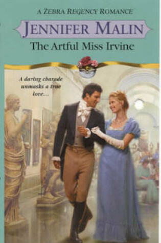 Cover of The Artful Miss Irvine