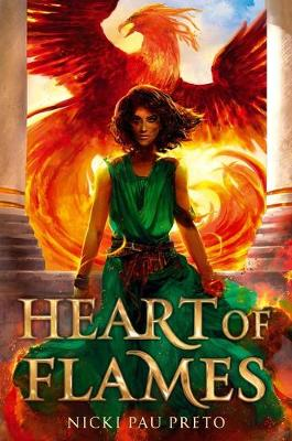Cover of Heart of Flames