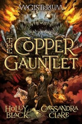 Cover of The Copper Gauntlet
