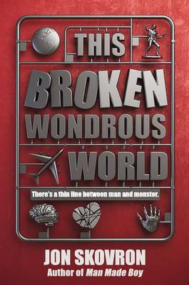 Book cover for This Broken Wondrous World