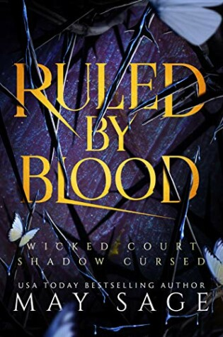 Cover of Ruled by Blood