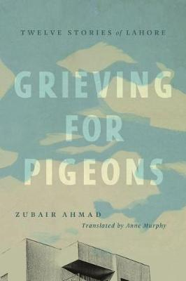 Book cover for Grieving for Pigeons