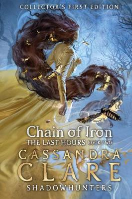 Book cover for Chain of Iron