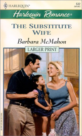 Cover of The Substitute Wife