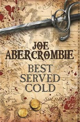 Book cover for Best Served Cold