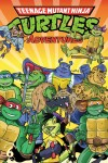Book cover for Teenage Mutant Ninja Turtles Adventures Volume 6